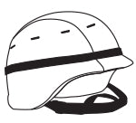 Picture of Incentive Stamp - Helmet