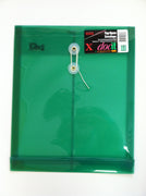 CASE of 48 POLY STRING-TIE EXPANDABLE Folder - Creative Shapes Etc.
