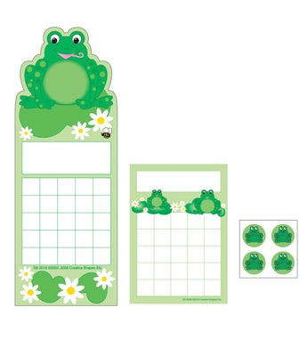 Incentive Set - Frog - Creative Shapes Etc.