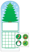 Incentive Sticker Set - Fir Tree - Creative Shapes Etc.