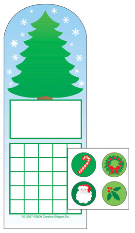 Picture of Incentive Sticker Set - Fir Tree