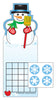 Incentive Sticker Set - Snowman - Creative Shapes Etc.