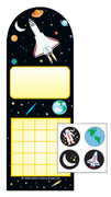 Incentive Sticker Set - Space - Creative Shapes Etc.