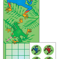 Incentive Sticker Set - Tree Frog - Creative Shapes Etc.