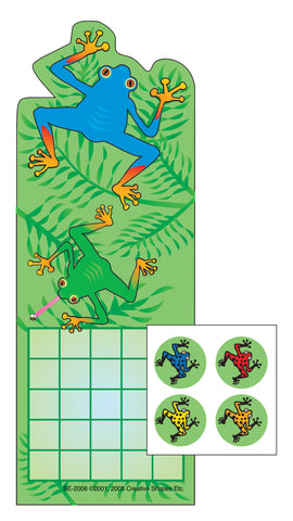Picture of Incentive Sticker Set - Tree Frog