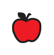 Incentive Stamp - Apple - Creative Shapes Etc.