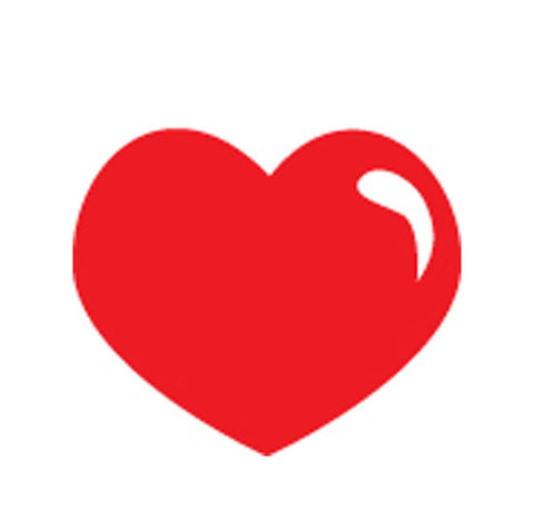 Picture of Incentive Stamp - Heart
