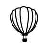 Incentive Stamp - Hot Air Balloon - Creative Shapes Etc.