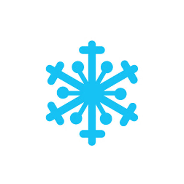 Incentive Stamp - Snowflake - Creative Shapes Etc.