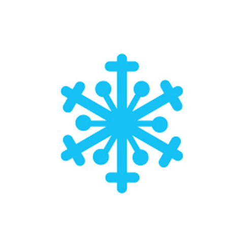 Picture of Incentive Stamp - Snowflake (SE-440)