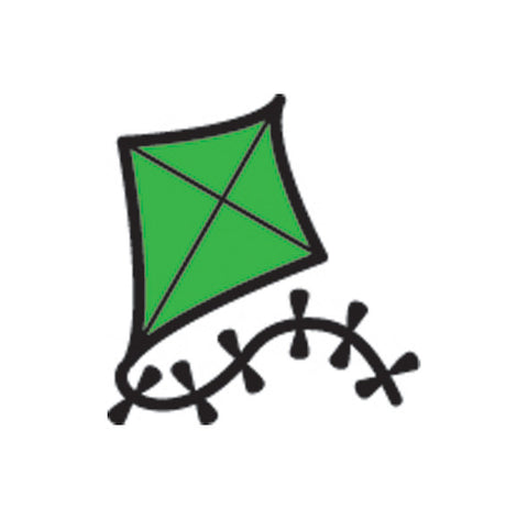 Picture of Incentive Stamp - Kite