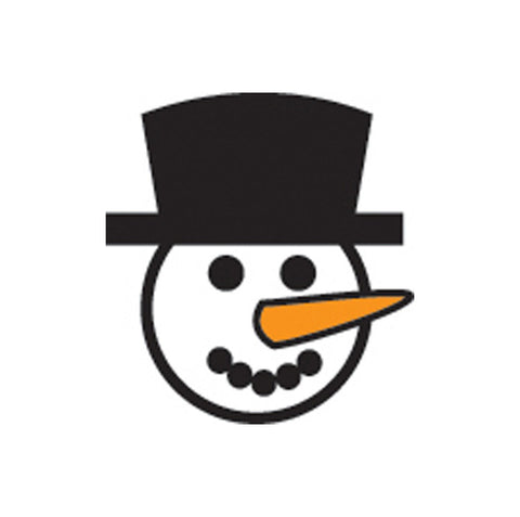 Picture of Incentive Stamp - Snowman