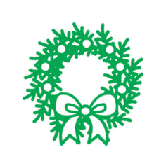 Incentive Stamp - Wreath