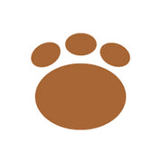 Incentive Stamp - Paw Print - Creative Shapes Etc.