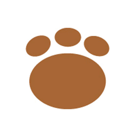 Picture of Incentive Stamp - Paw Print