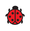Incentive Stamp - Ladybug - Creative Shapes Etc.