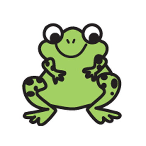 Picture of Incentive Stamp - Frog (SE-478)