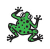 Incentive Stamp - Tree Frog - Creative Shapes Etc.