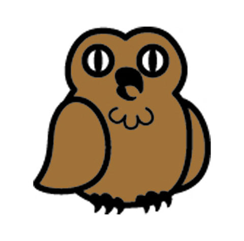Picture of Incentive Stamp - Owl
