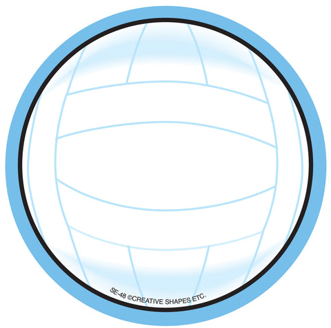 Picture of Large Notepad - Volleyball