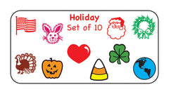 Incentive Stamp - Holiday Set