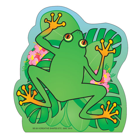 Picture of Large Notepad - Tree Frog