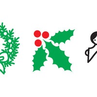 Incentive Stamp - Christmas Set - Creative Shapes Etc.