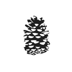 Incentive Stamp - Pinecone - Creative Shapes Etc.