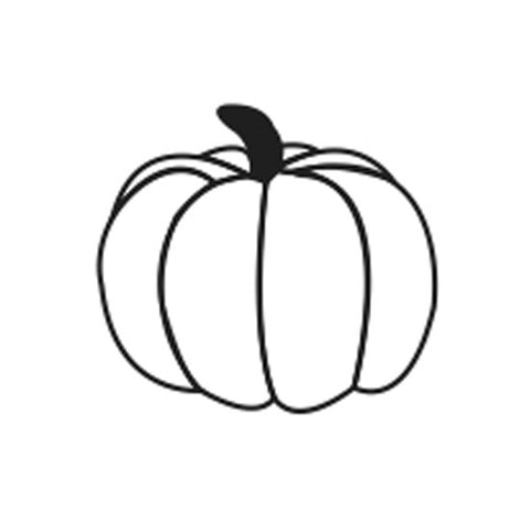 Picture of Incentive Stamp - Pumpkin
