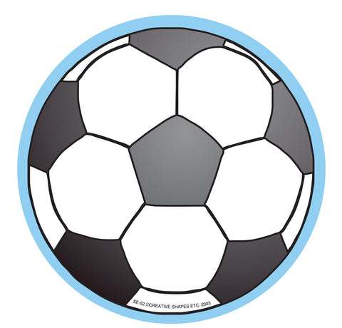 Picture of Large Notepad - Soccerball