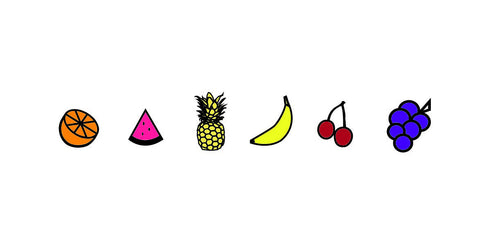Picture of Incentive Stamp - Fruit Set