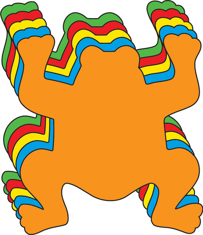 Picture of Small Assorted Cut-Out - Frog