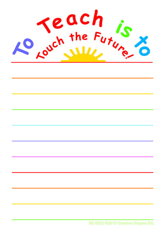 Picture of Notes & Quotes - Touch the Future