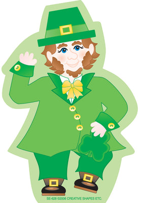 Mini Notepad - Leprechaun - Creative Shapes Etc.