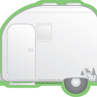 Mini Notepad - Camper