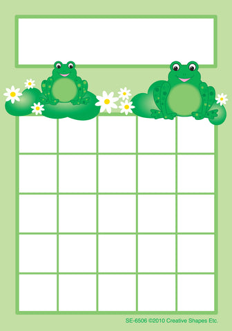 Picture of Progress Pads - Frogs