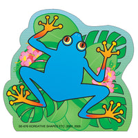 Mini Notepad - Tree Frog - Creative Shapes Etc.