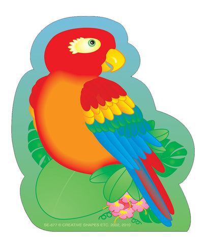 Picture of Mini Notepad - Parrot