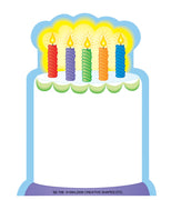 Mini Notepad - Birthday Cake