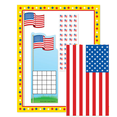 Picture of Stationery Set - Flag
