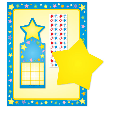 Picture of Stationery Set - Multi Star