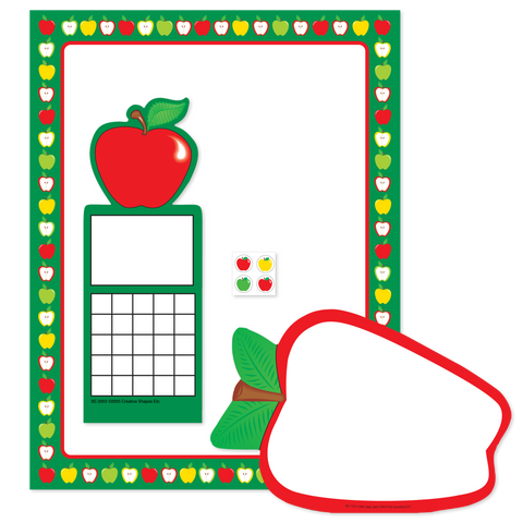 Picture of Stationery Set - Apple
