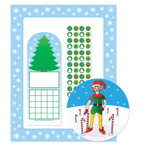 Picture of Stationery Set - December