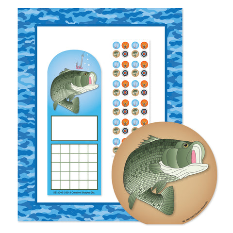 Picture of Stationery Set - Water Camo