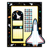 Stationery Set - Space - Creative Shapes Etc.