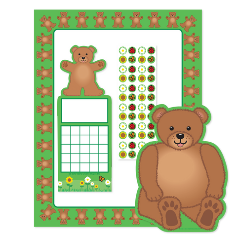 Picture of Stationery Set - Teddy Bear