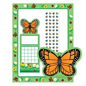 Stationery Set - Spring - Creative Shapes Etc.