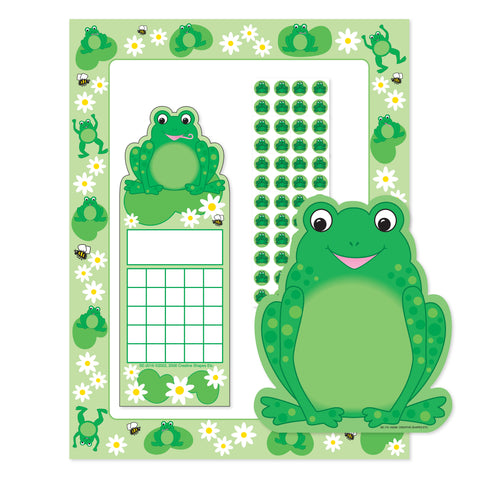 Picture of Stationery Set - Frog