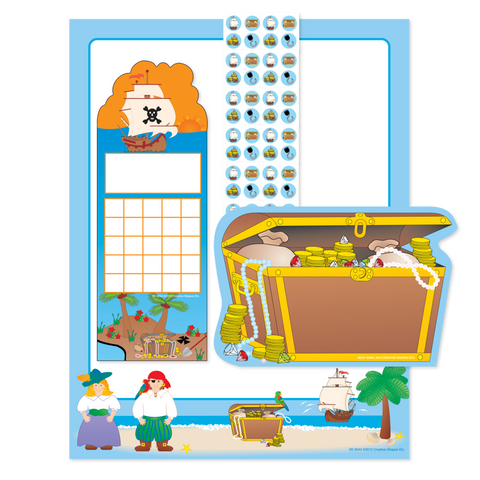 Picture of Stationery Set - Pirate