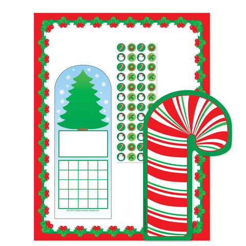 Picture of Stationery Set - Christmas Holly